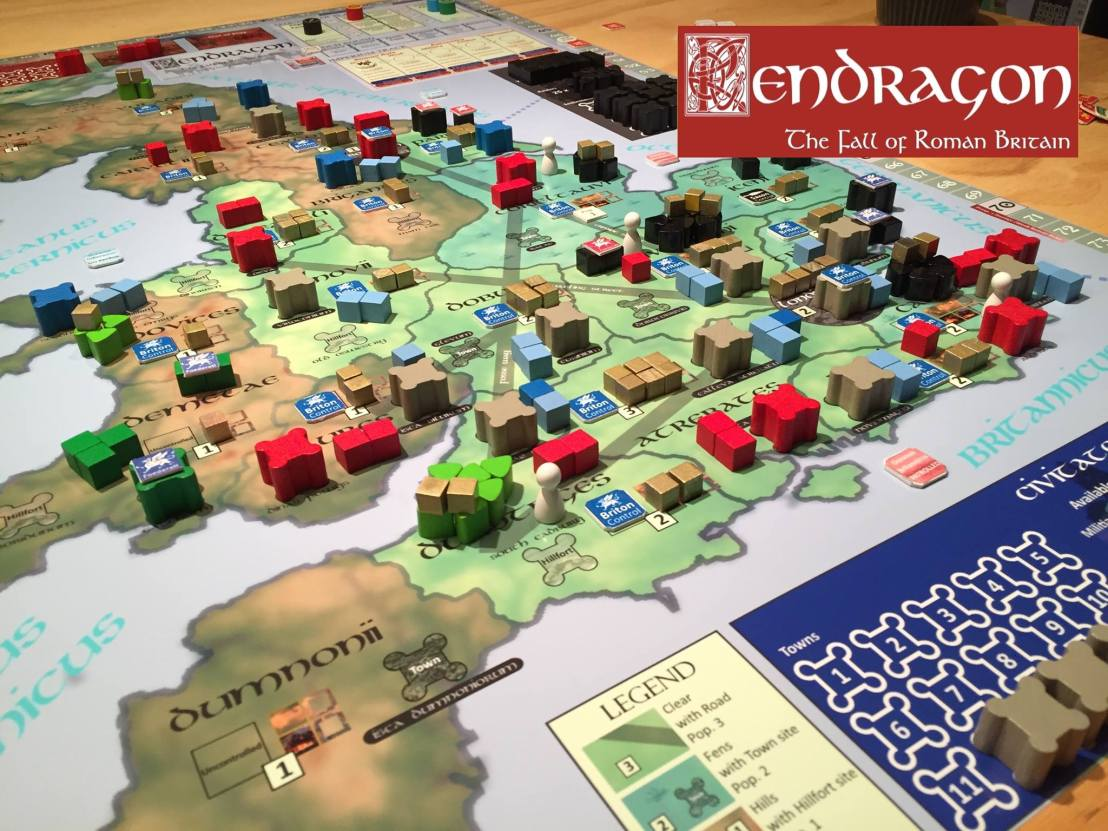 Rome will get the boot in Pendragon